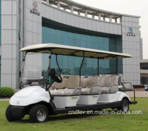 Battery Operated Golf Car for 8 Seater pictures & photos