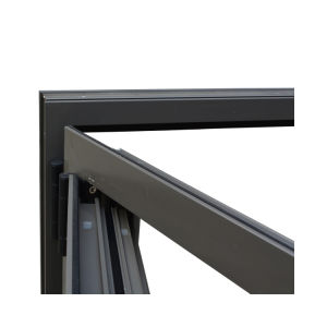 Mesh & Window Sash Combination Casement Window Aluminium Casement Window K03063 pictures & photos