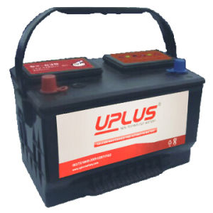 65-630 Factory Supply SMF 12V 75ah Lead Acid Battery for Car pictures & photos