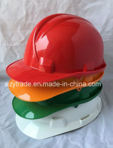 Hard Hats Safety Helmet for Construction Workers with Ce Standard pictures & photos