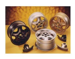 Powder Coatings for Wheel Rims