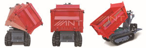 By1000 Agricultural Transporter Crawler pictures & photos