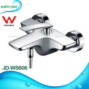 Watermark Bathtub Shower Mixer Faucet Tap with Single Handle pictures & photos
