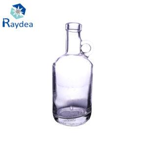 750ml Flint Vodka Glass Bottle pictures & photos
