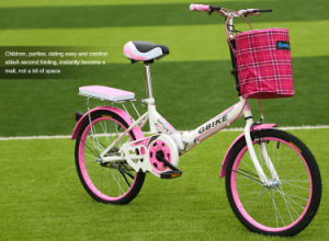 New Design Hot Sale Cheap 14 Inch Single Speed Bicycle Foldable Bike pictures & photos