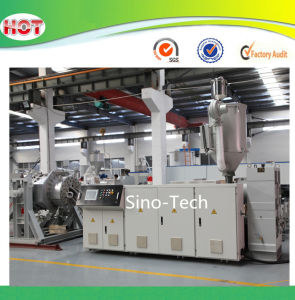 Single Screw Plastic Extruder for HDPE LDPE PPR pictures & photos