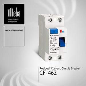 Meba Residual Current Circuit Breaker (RCCB) CF-462