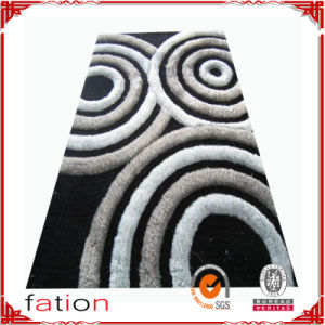 Customized Good Quality Area Rug Floor Shaggy Carpet pictures & photos