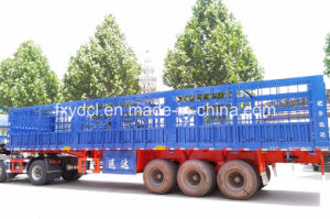 (CXY9390CLX) Cargo Transport Van Semi Trailer