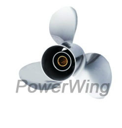 Powerwing 3 Blades Stainless Steel Propeller for Mercury (PWM131417S) pictures & photos