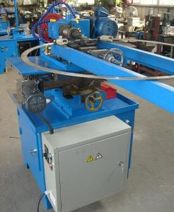 Kammprofile (serrated) and Corrugated Metal Gasket Machine