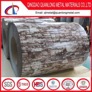 Marble Pattern Color Coated Steel PPGI Coil pictures & photos