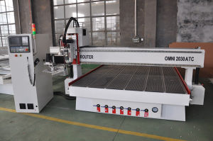 Automatic Tool Change CNC Router pictures & photos