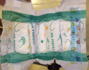 Disposable Sweet Baby Diaper for All Babies in Angola. pictures & photos