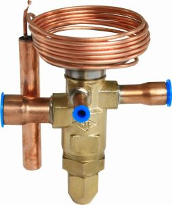 Rtbt Bi-Flow Thermostatic Expansion Valve