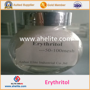 Food Additives Sweetener 50-100 Mesh Erythritol Powder Crystal pictures & photos