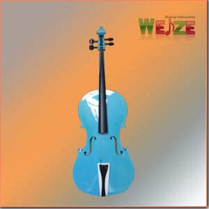 Plywood Cello for Beginner pictures & photos