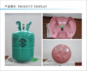 Manufacturers Supply Refrigerant Gas R507 with Reasonable Price pictures & photos
