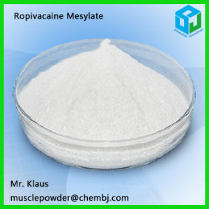 Acute Pain Control Drug Powder Ropivacaine Mesylate 854056-07-8 pictures & photos