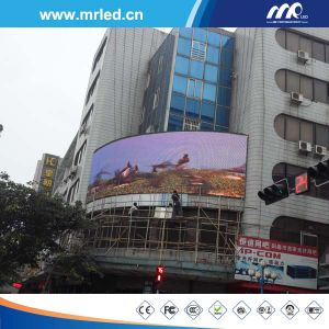 Mrled 2016 P16 Outdoor Full Color LED Display Screen pictures & photos