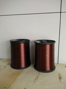 200 Grade Polyesterimide/Polyamidimide Enameled Aluminum Round Wire pictures & photos