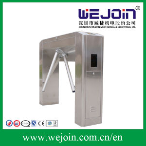 Full-Automatic Tripod Turnstile with 304 Stainless Steel and Bridge-Type Housing pictures & photos
