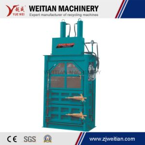 30t Vertical Packaging Baler Machine pictures & photos