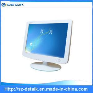 15inch White Color TFT LCD Monitor for Computer (DTK-1516W)