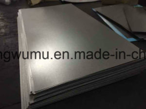 ASTM B 760 Pure Tungsten Sheet/Tungsten Plate pictures & photos