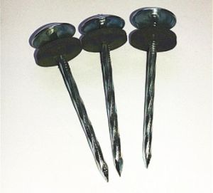 Super Quality Galvanized Roofing Nail with Umbrella Head