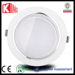 Unique Designed COB Ra>80 Dimmable LED Downlight (KING-DL-COB-7F)
