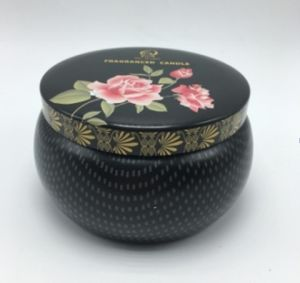 Top Quality Most Popular Tin Jar Candle pictures & photos
