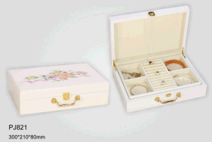 Luxury Jewelry Gift Box/Jewelry Box/Jewelry Packing Box Customized Accept pictures & photos