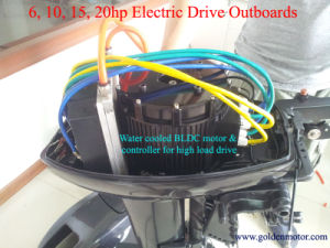 Electric Boat Kit, Electric Propulsion Outboard Kit pictures & photos
