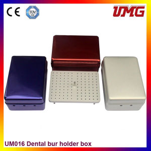 120 Holes Dental Bur Blocks Dental Burs Stand Box with Ce Approved pictures & photos