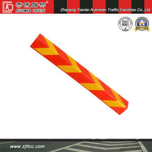 Reflective Extruded Plastic Safety Warning Wall Guards (CC-C22) pictures & photos