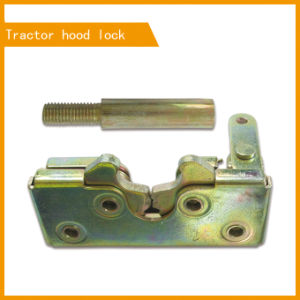Tractor Hood Lock