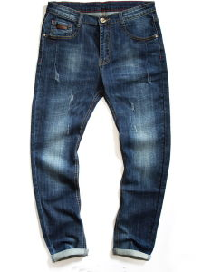 C315 Customized Cotton Fabric Denim Jeans for Men pictures & photos