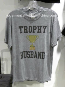 Unique Design Top Quality Printing T-Shirt for Men