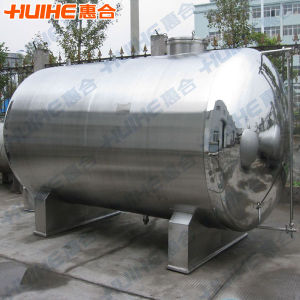 Stainless Steel Sterilie Oil Storage Tank pictures & photos