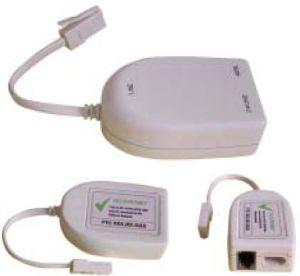 ADSL2+ /VDSL2 Over Pots (310nF//620ohm) +370ohm CPE Microfiter Clsp-187bt Splitter pictures & photos
