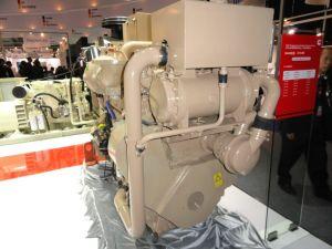 22kw Cummins Diesel Generator Set, 4B3.9-G2 pictures & photos