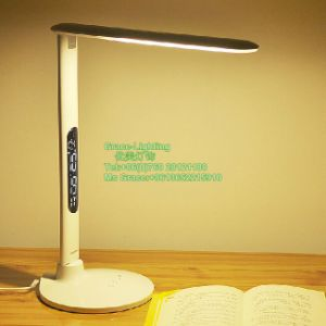 Office LED Calendar Table Lamp with Temperature (GT-1090-10W) pictures & photos