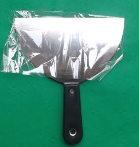 """PP Black Plastic Double Handle 7.8"""" Putty Knife pictures & photos"""