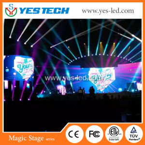 P3.9 Full Color Stage Display for Concert/Show/Television Station pictures & photos