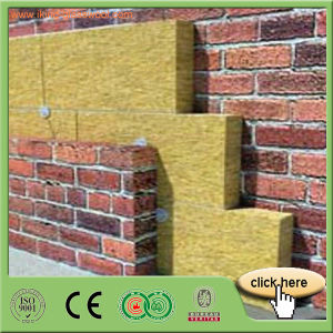 Heating Insulation Rock Wool Board with Certification pictures & photos