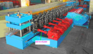 W Beam Galvanized Highway Guardrail Roll Forming Machine From China for The Small Business pictures & photos