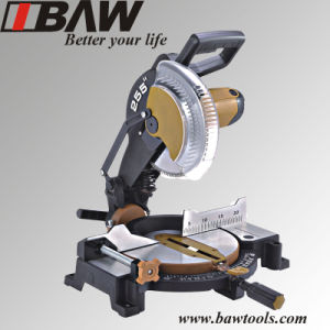 "10 "" 1800W 255mm Miter Saw Power Tool (MOD 89003) pictures & photos"
