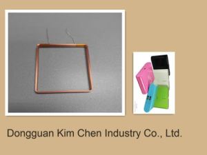 Battery Charger Coil/Adhesive Copper Wire Coil pictures & photos
