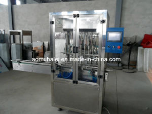 Ypz8-a Full-Automatic Shampoo / Gel / Detergent Viscosity Liquid Filling Machine pictures & photos